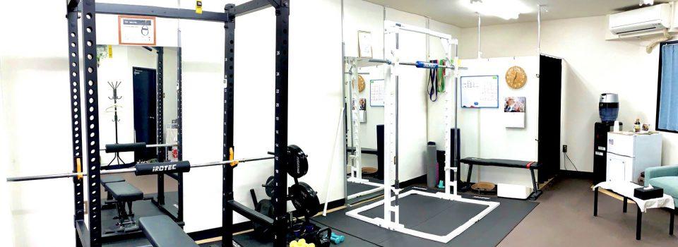 大阪 中崎町のパーソナルトレーニングジム