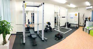4Fトレーニングスペース(完全個室の2フロア完備)