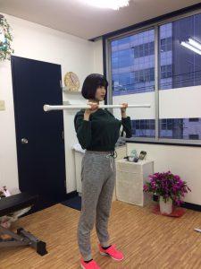 トレーニング方法1