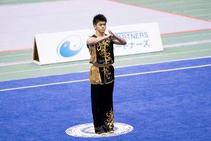 第15回世界武術選手権大会 日本代表 朝山義隆
